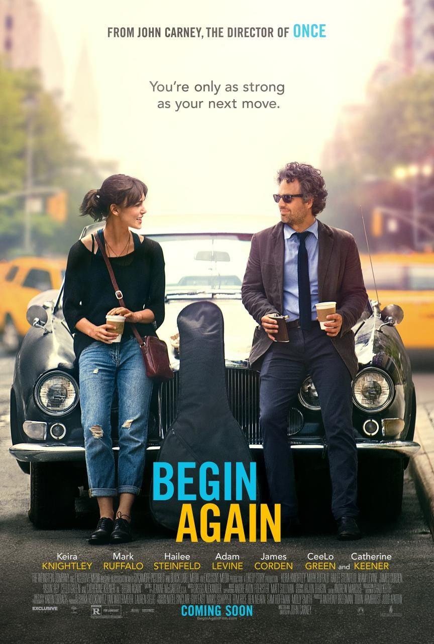 Begin Again Poster #1