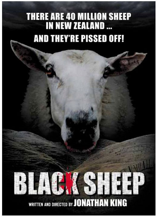 Black Sheep Poster #3