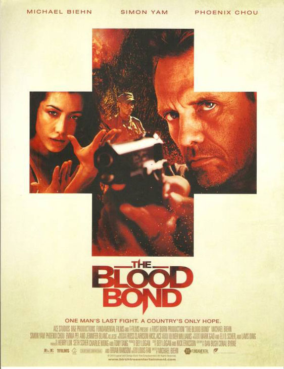 The Blood Bond Poster #1