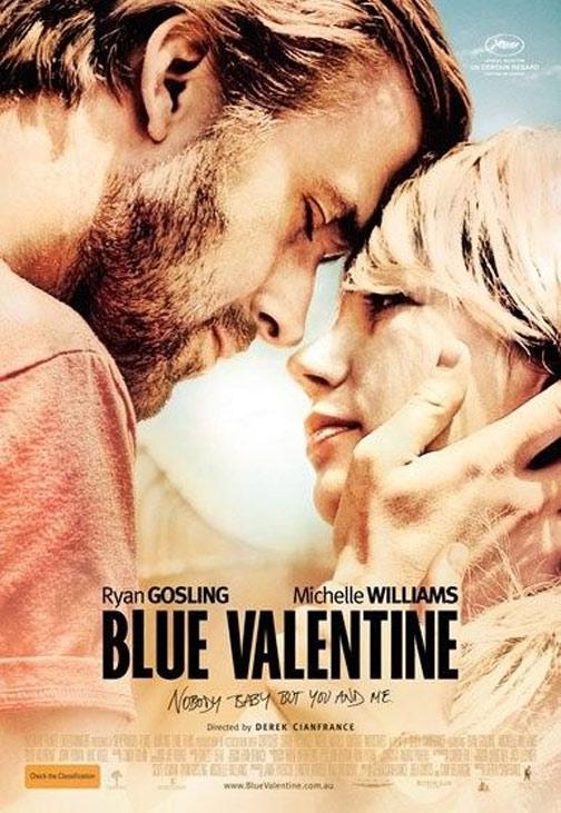 Blue Valentine Poster #4