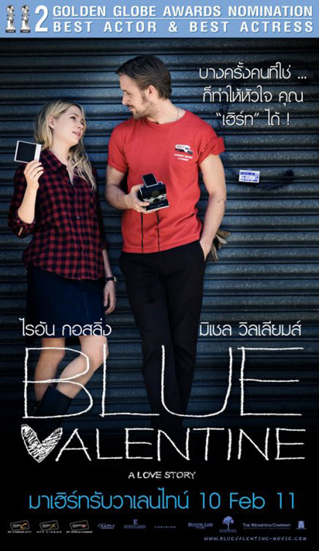 Blue Valentine Poster #5
