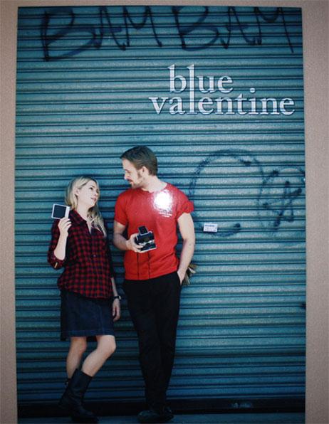 Blue Valentine Poster #1