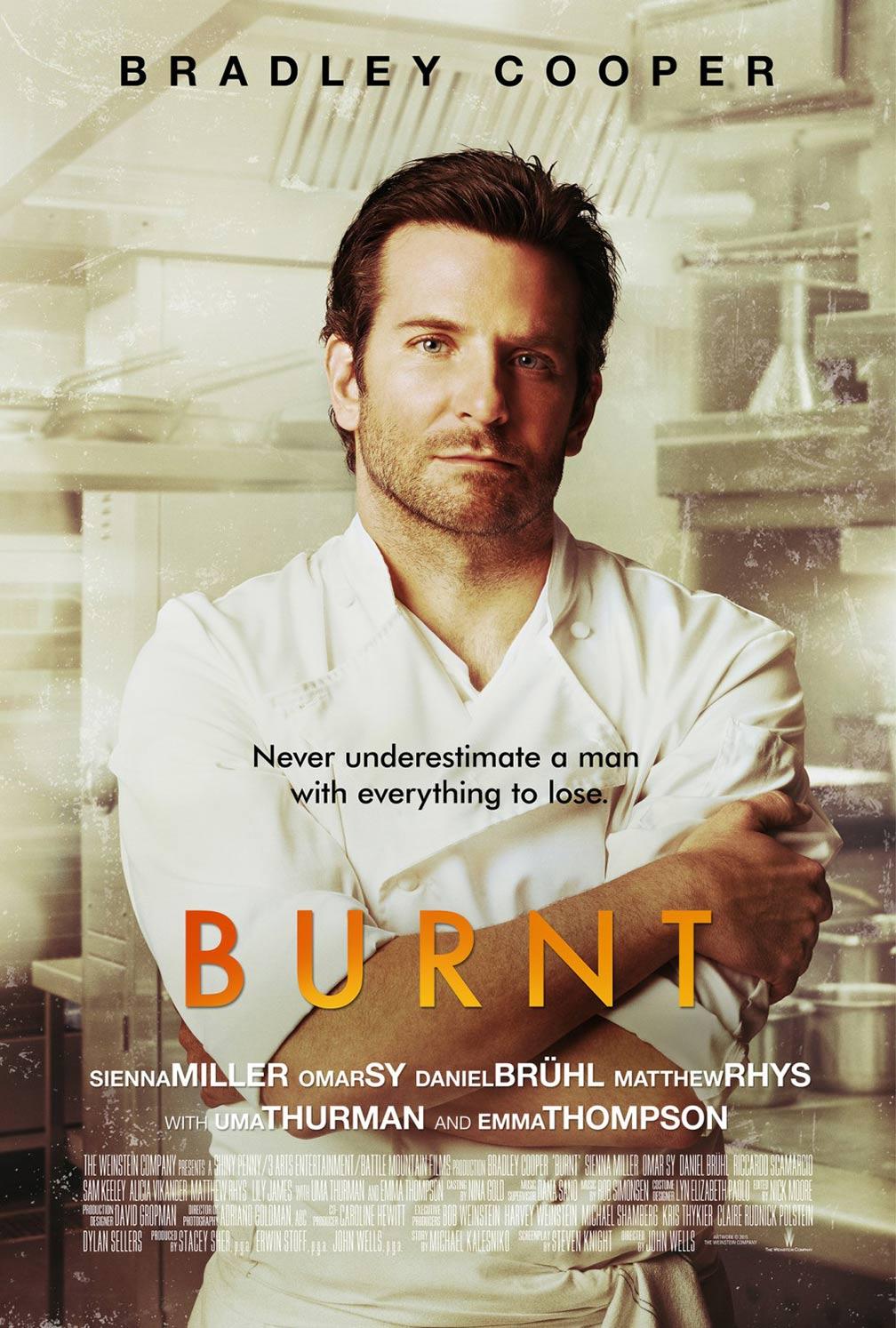 Burnt Poster #1