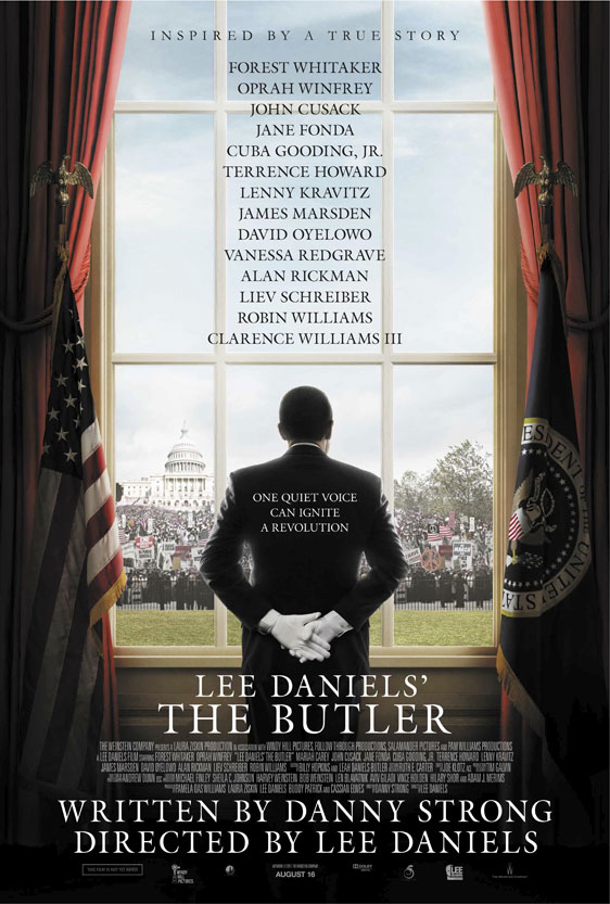 Lee Daniels' The Butler Poster #2
