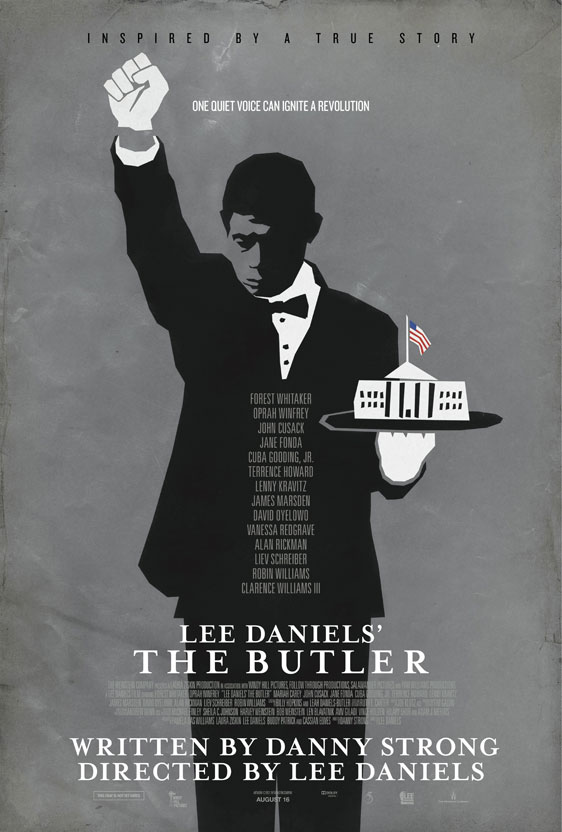 Lee Daniels' The Butler Poster #1