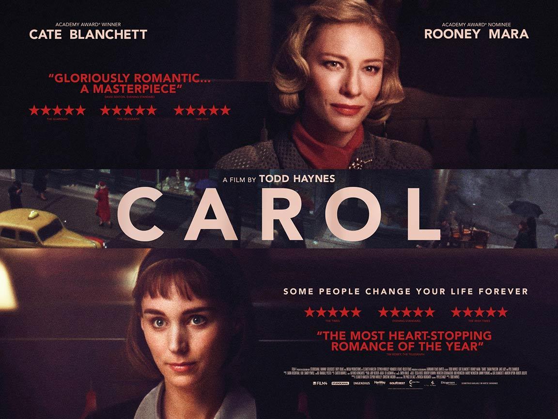 Carol Poster #2