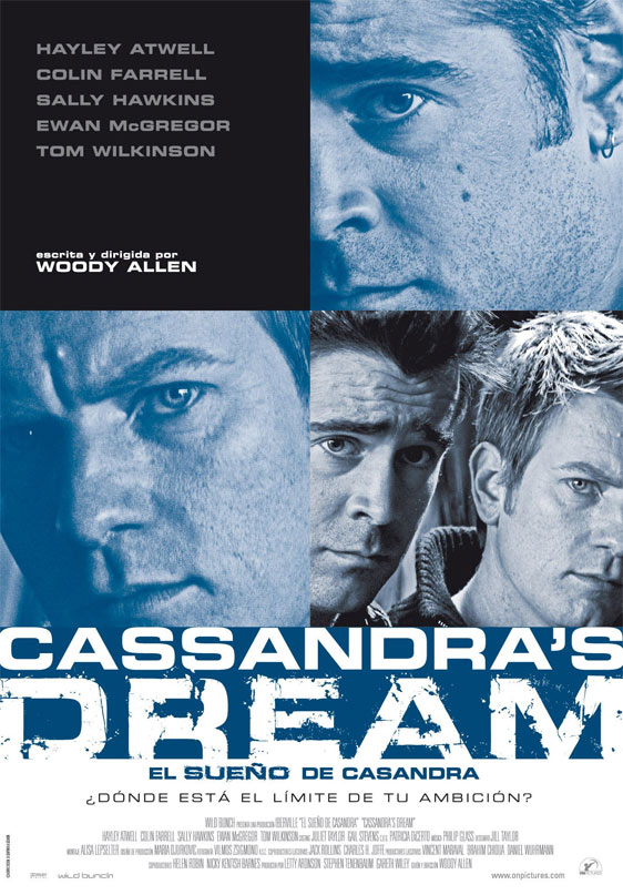Cassandra's Dream Poster #3