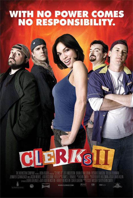 Clerks II Poster #1