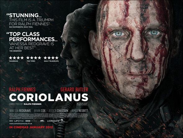 Coriolanus Poster #2