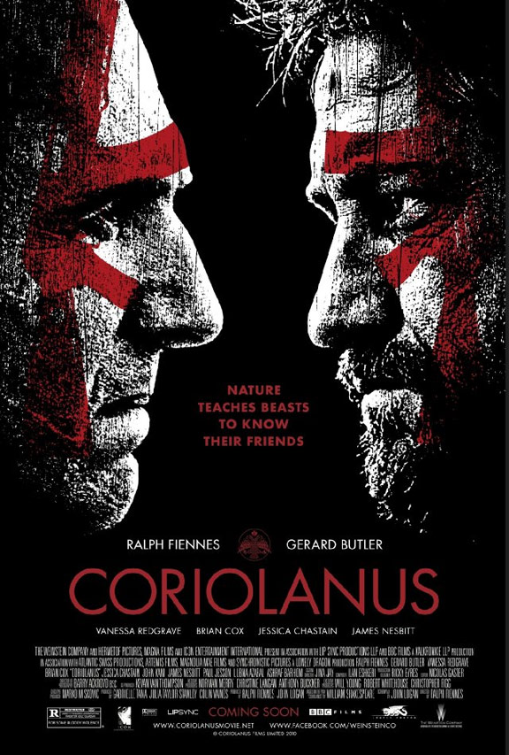 Coriolanus Poster #1