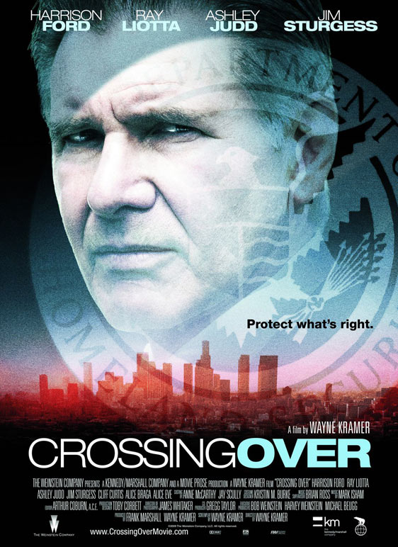 Crossing Over Poster #3