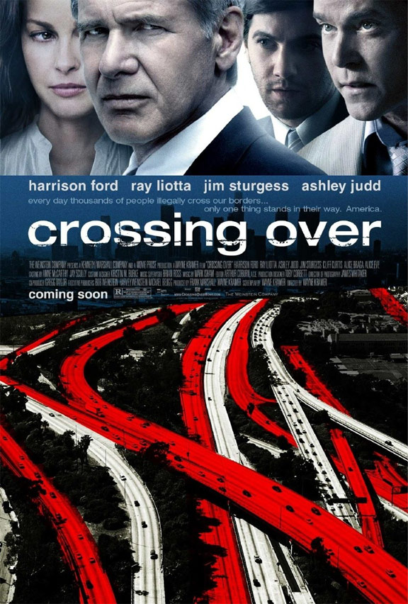 Crossing Over Poster #1