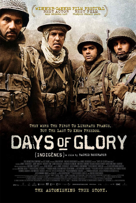 Days of Glory Poster #1