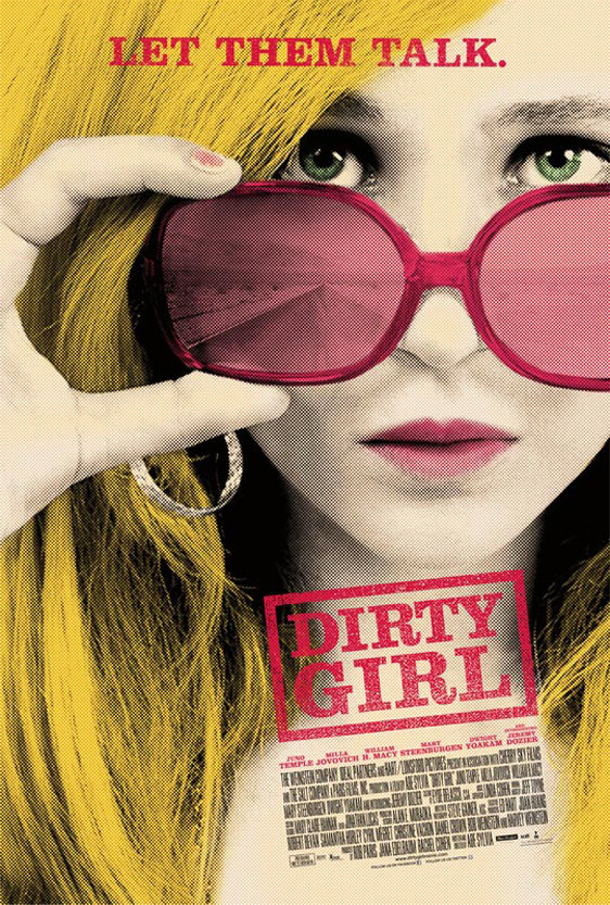 Dirty Girl Poster #1