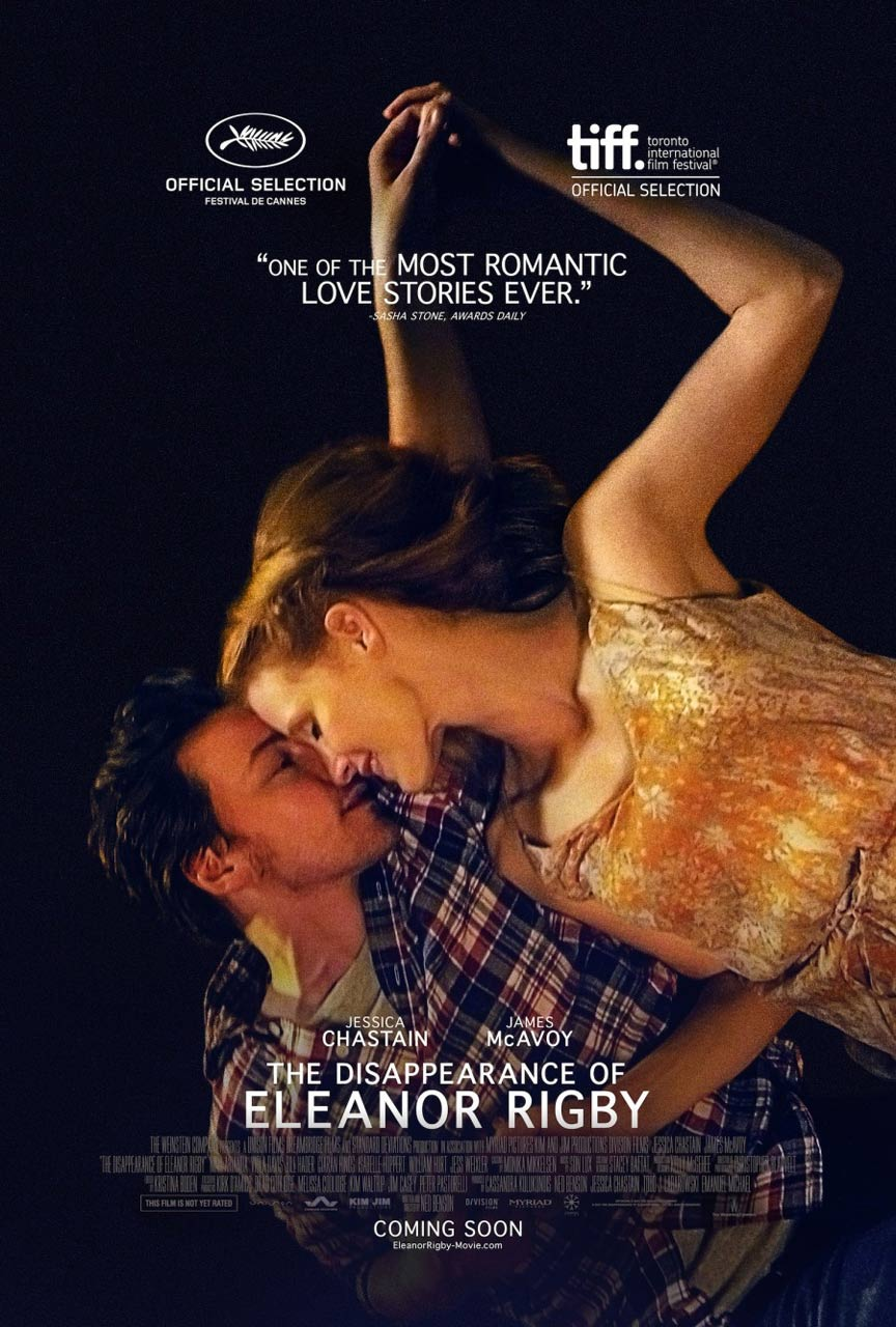 The Disappearance of Eleanor Rigby Poster #2