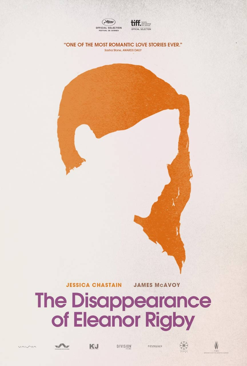 The Disappearance of Eleanor Rigby Poster #1