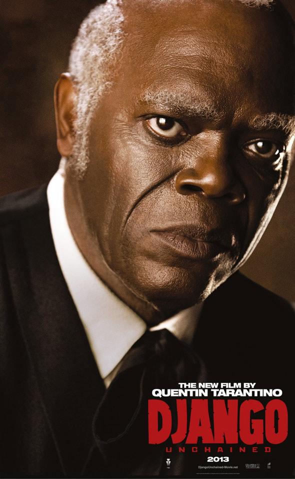 Django Unchained Poster #3
