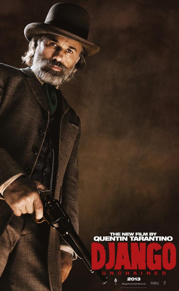 Django Unchained Poster #7