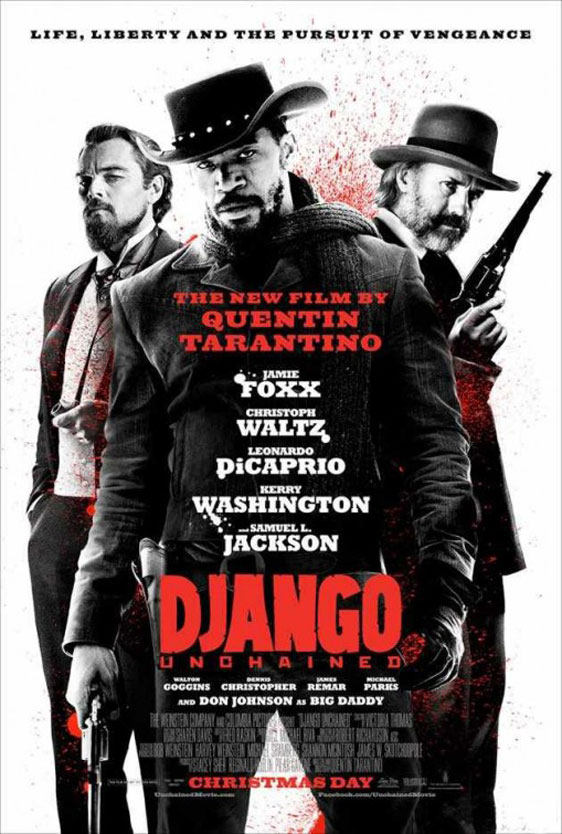 Django Unchained Poster #9