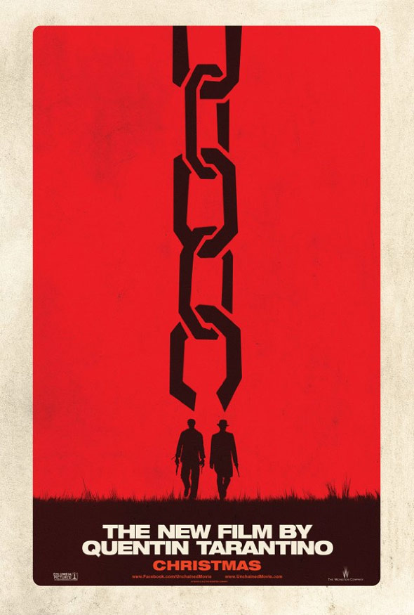Django Unchained Poster #1