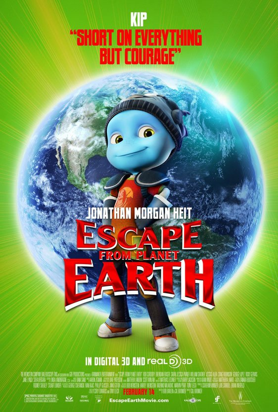 Escape from Planet Earth Poster #7