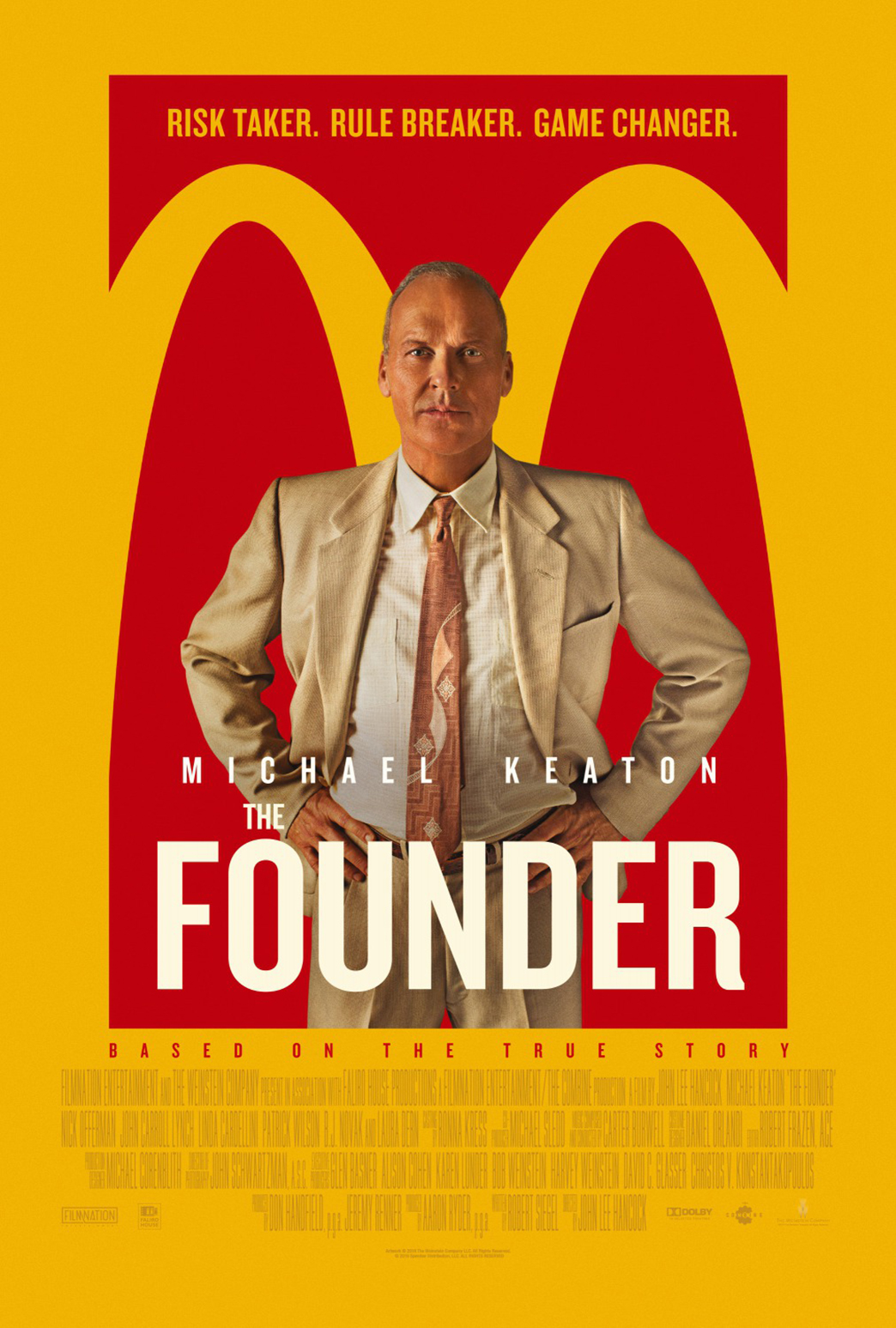 The Founder Poster #2