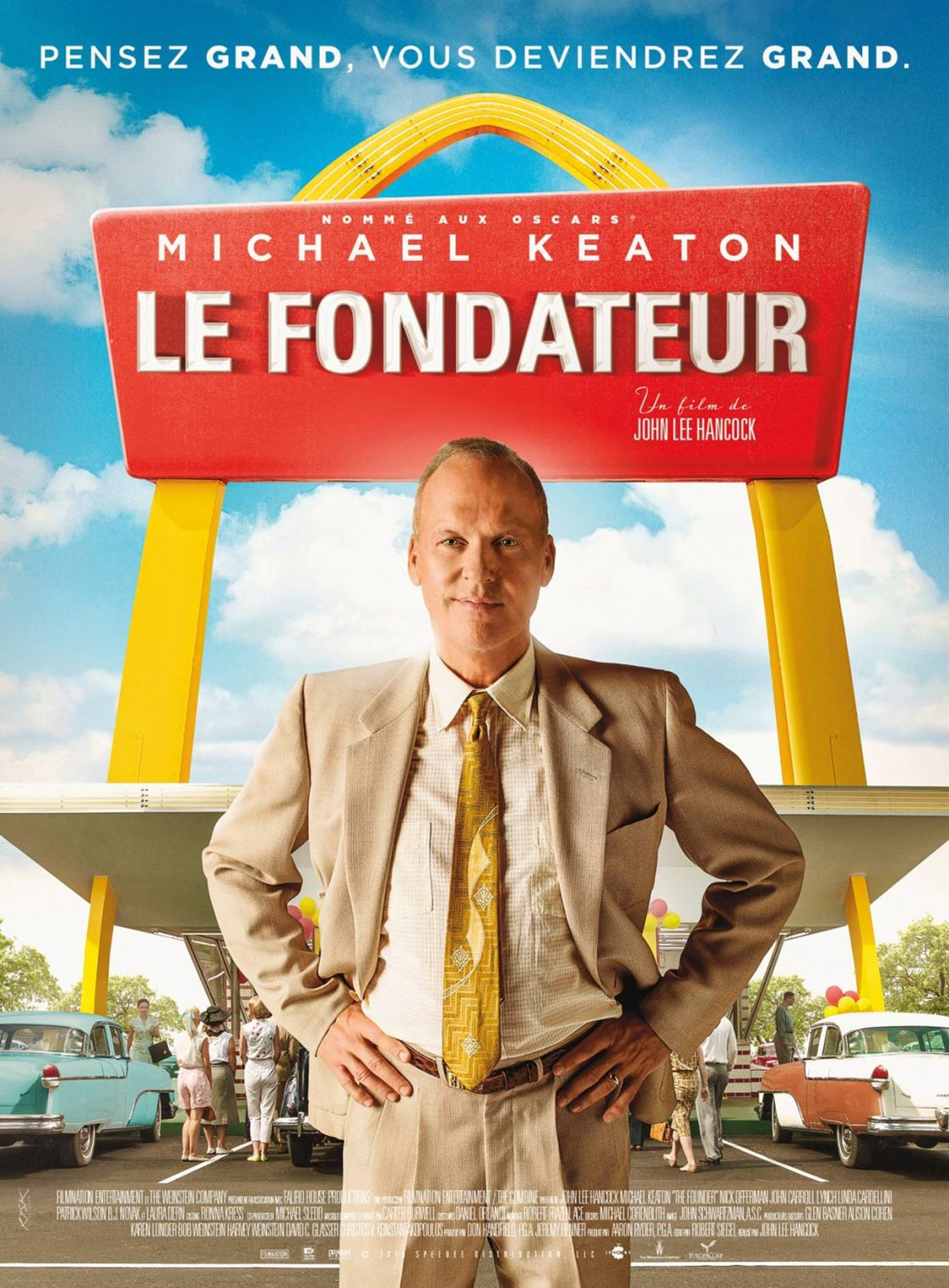 The Founder Poster #3