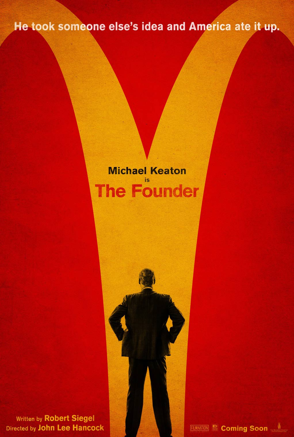 The Founder Poster #1