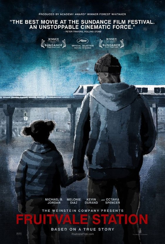 Fruitvale Station Poster #1