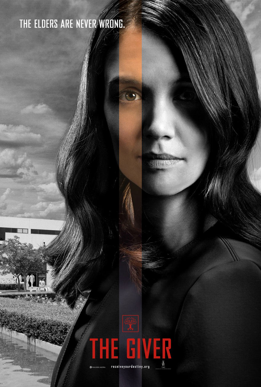 The Giver Poster #3