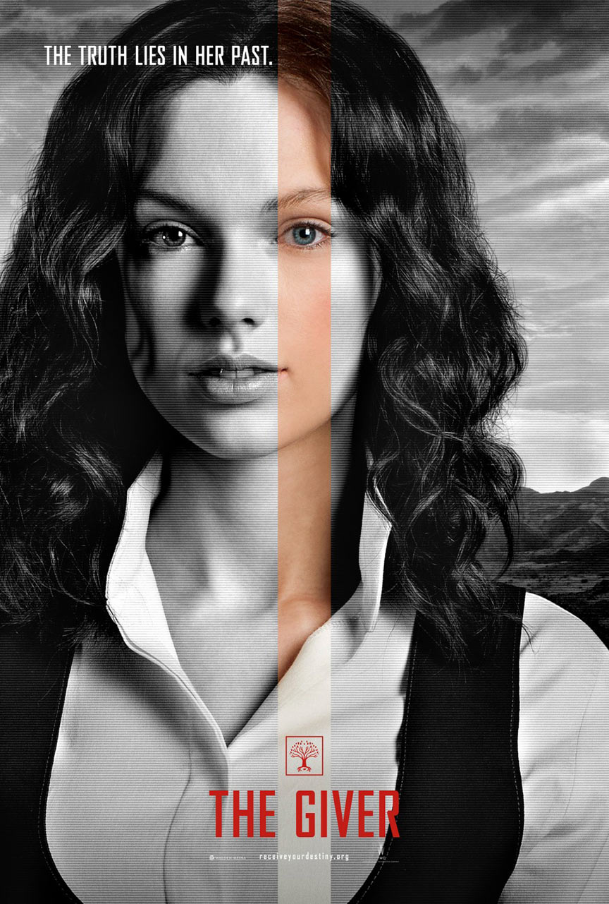 The Giver Poster #4