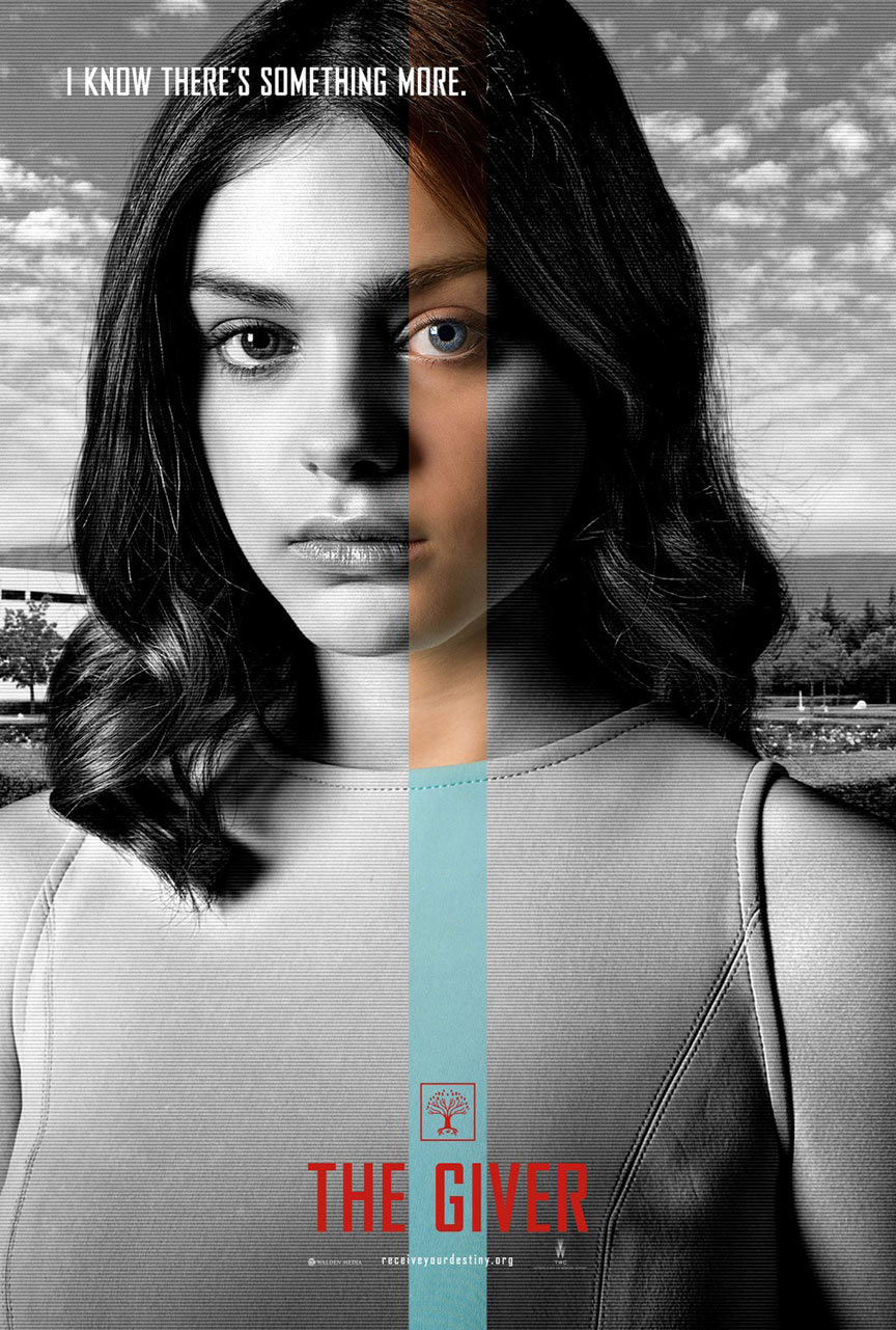 The Giver Poster #8