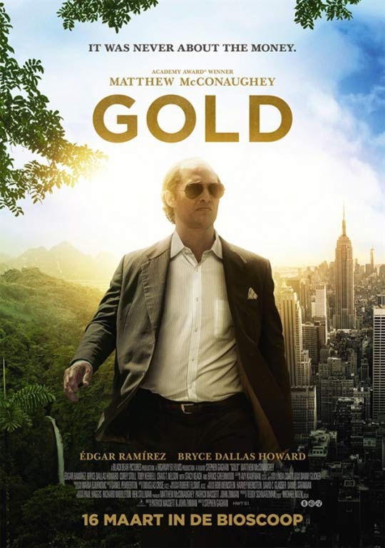 Gold Poster #5