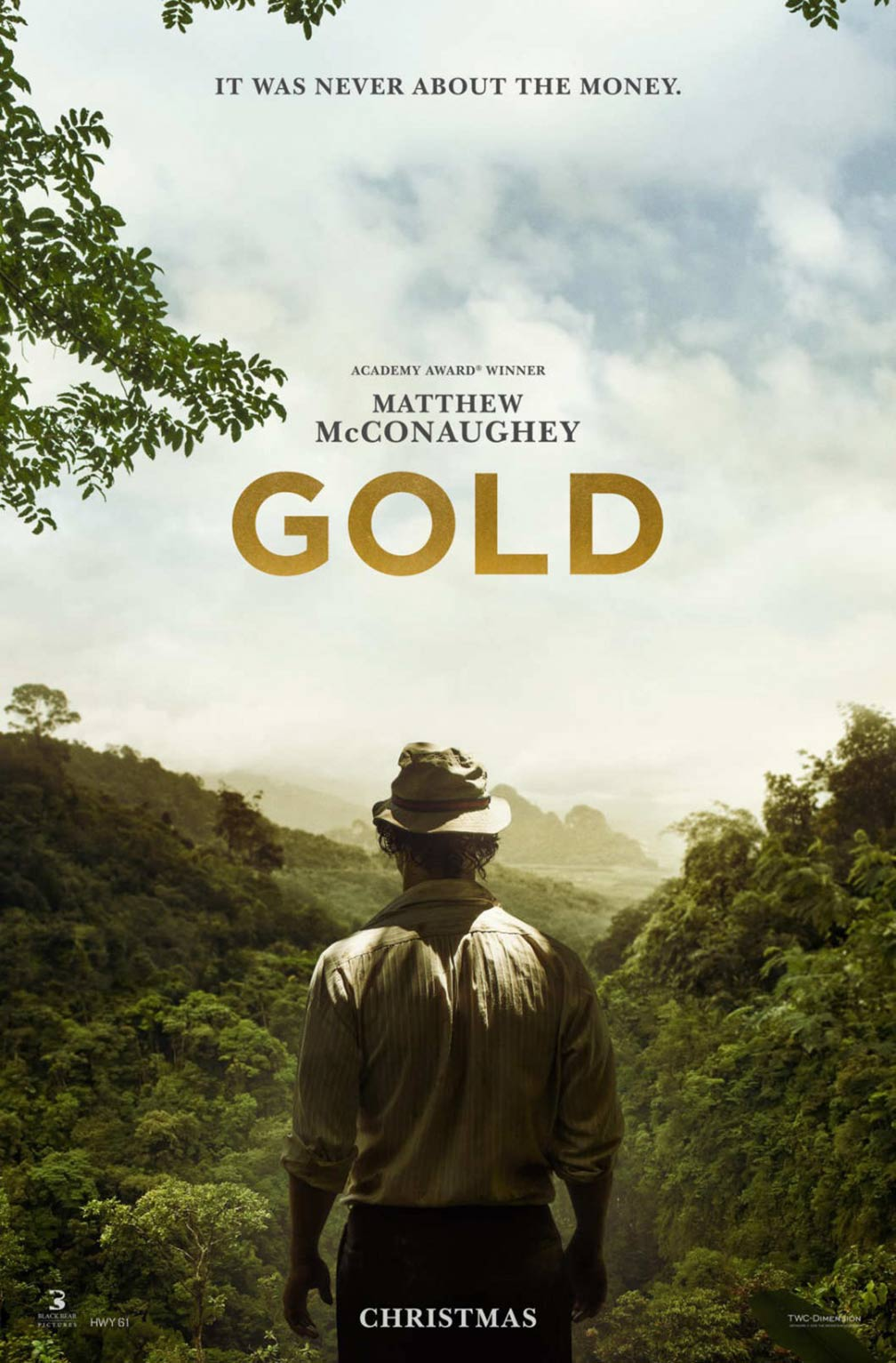 Gold Poster #1