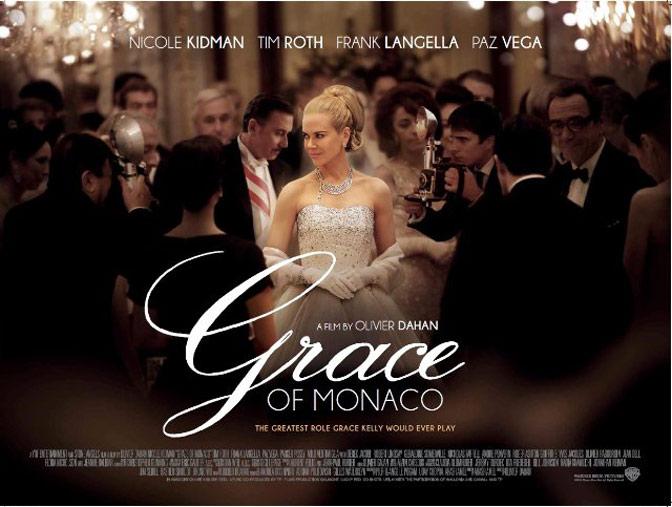 Grace of Monaco Poster #2