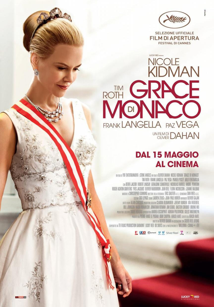 Grace of Monaco Poster #3