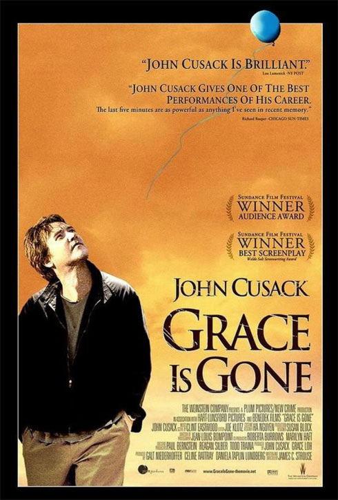 Grace is Gone Poster #1