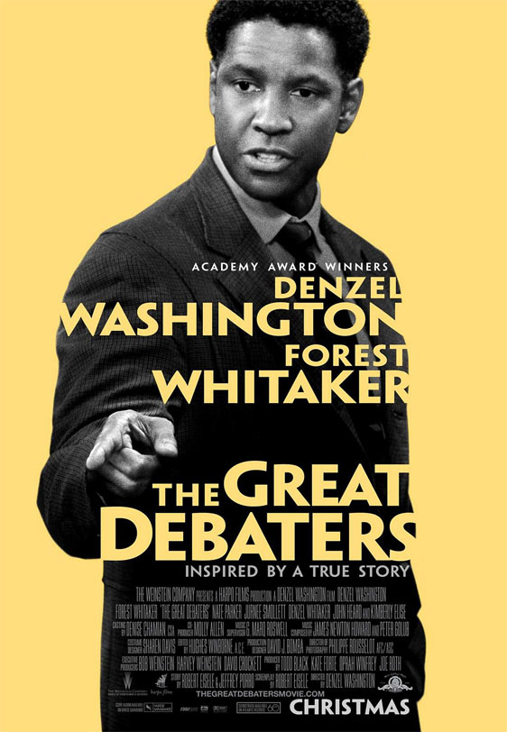The Great Debaters Poster #2