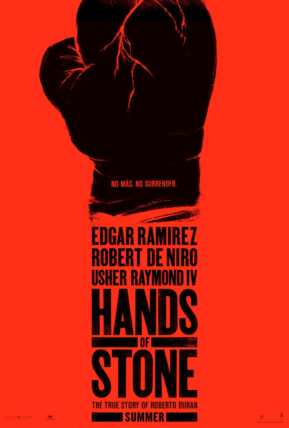 Hands of Stone Poster #1