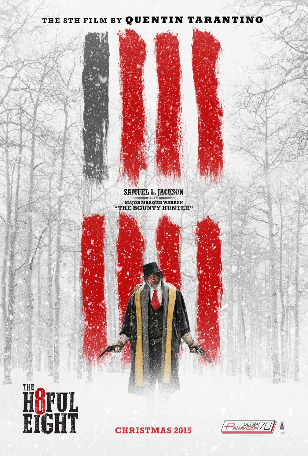 The Hateful Eight Poster #3