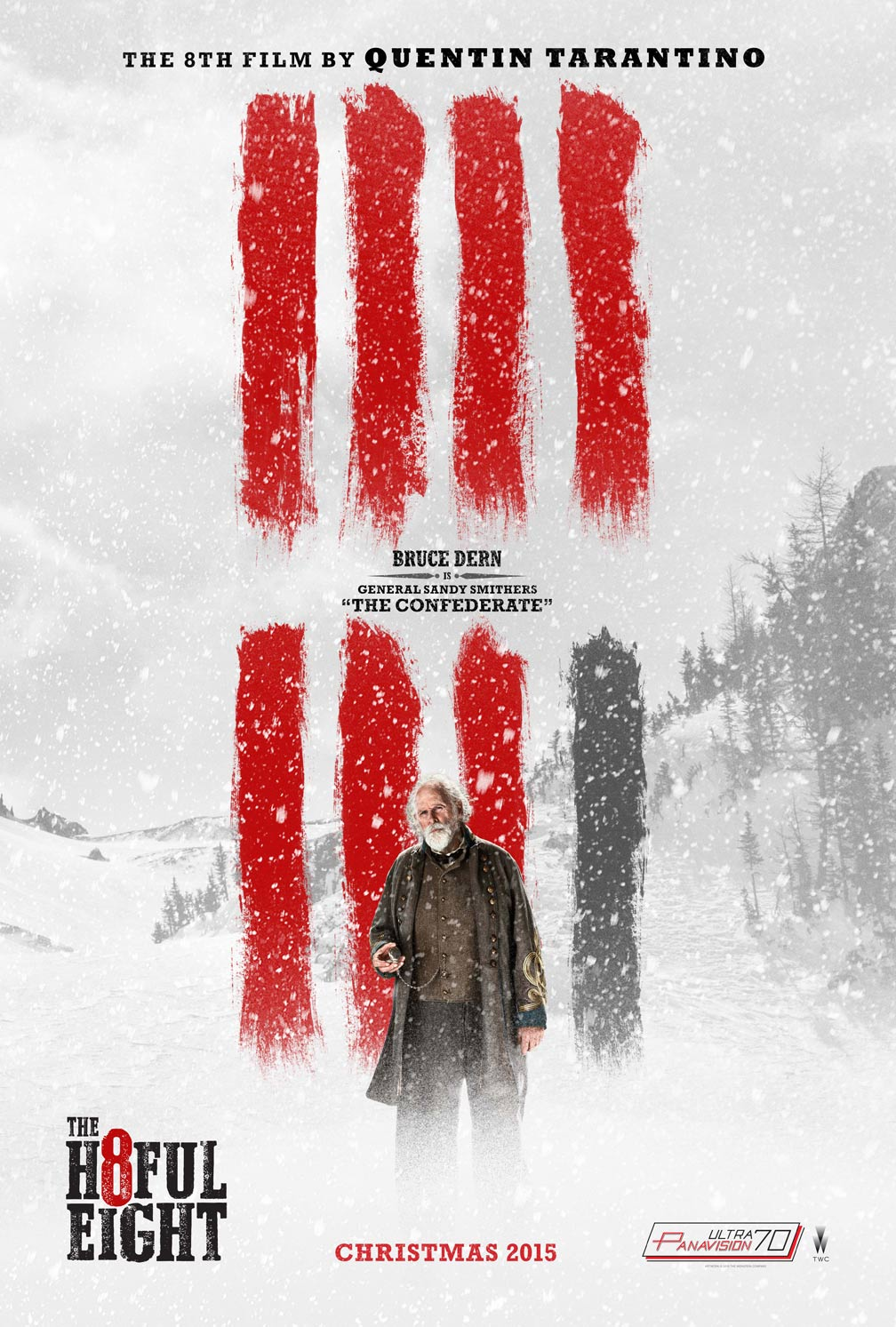 The Hateful Eight Poster #5
