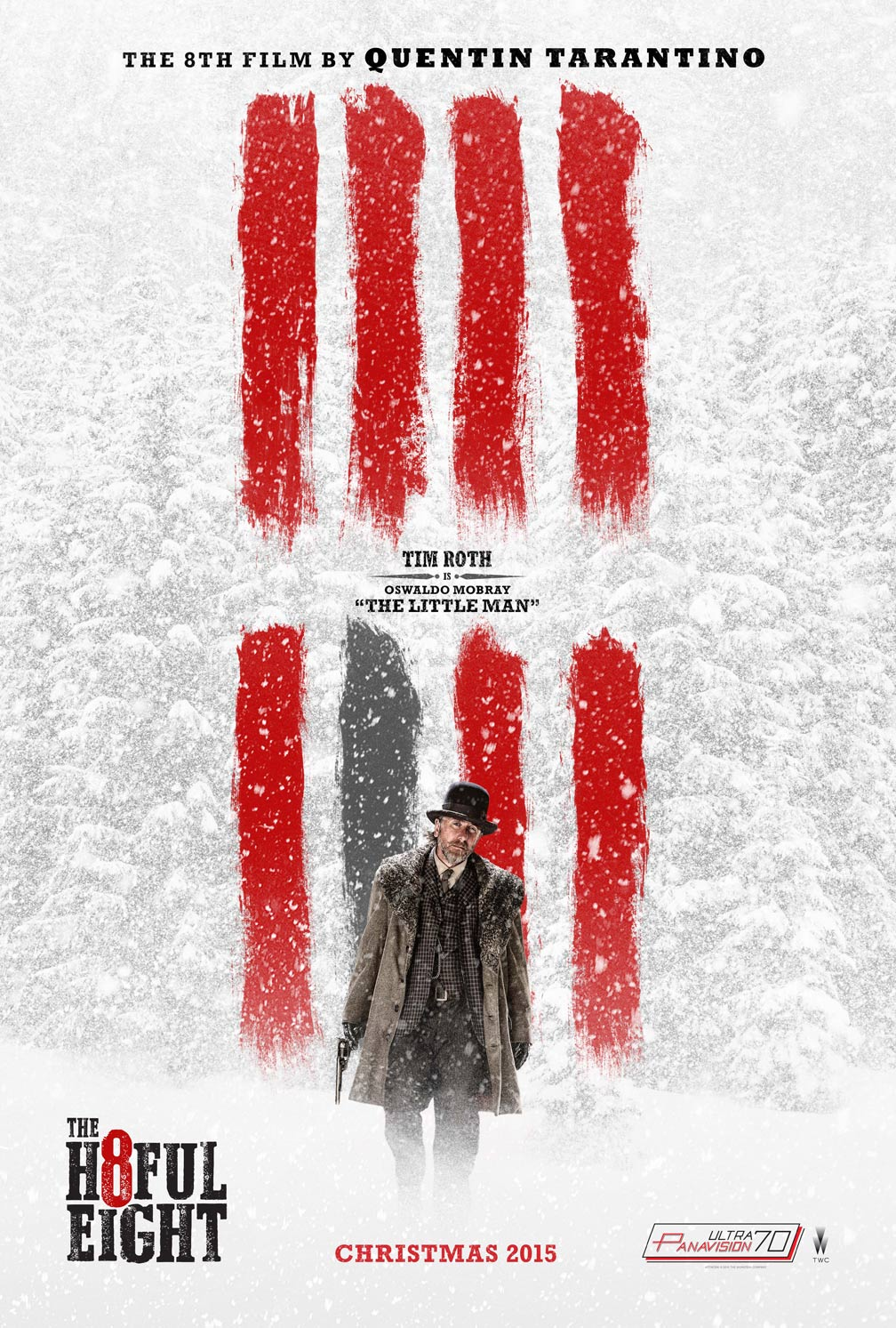 The Hateful Eight Poster #8