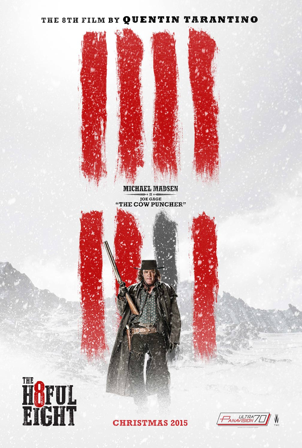 The Hateful Eight Poster #9