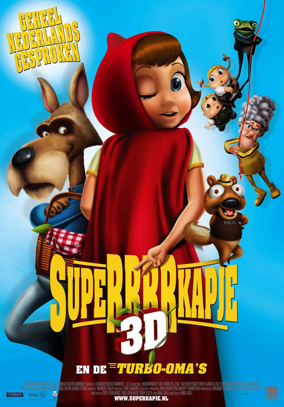 Hoodwinked Too! Hood vs. Evil Poster #6