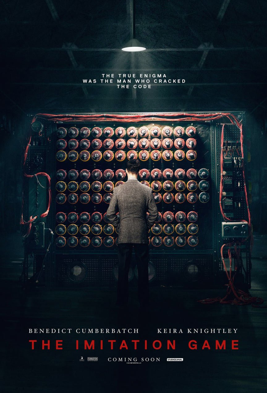 The Imitation Game Poster #2