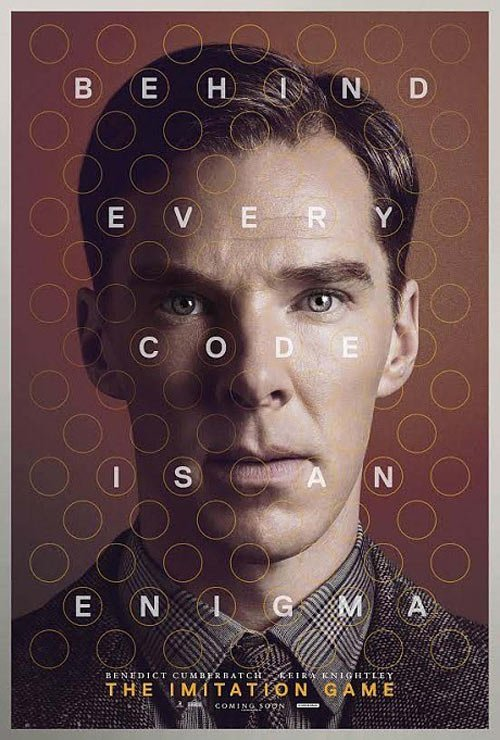 The Imitation Game Poster #1