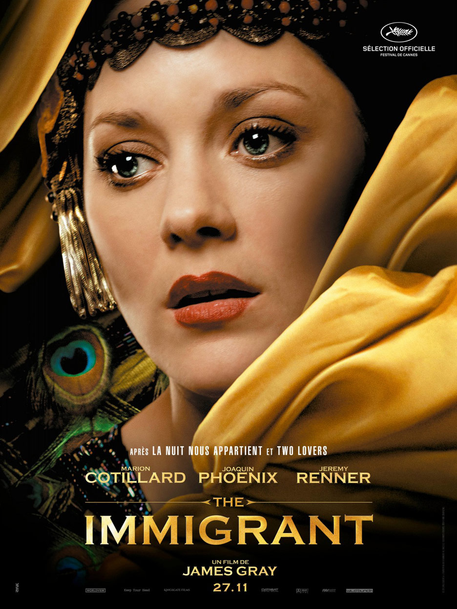 The Immigrant Poster #2