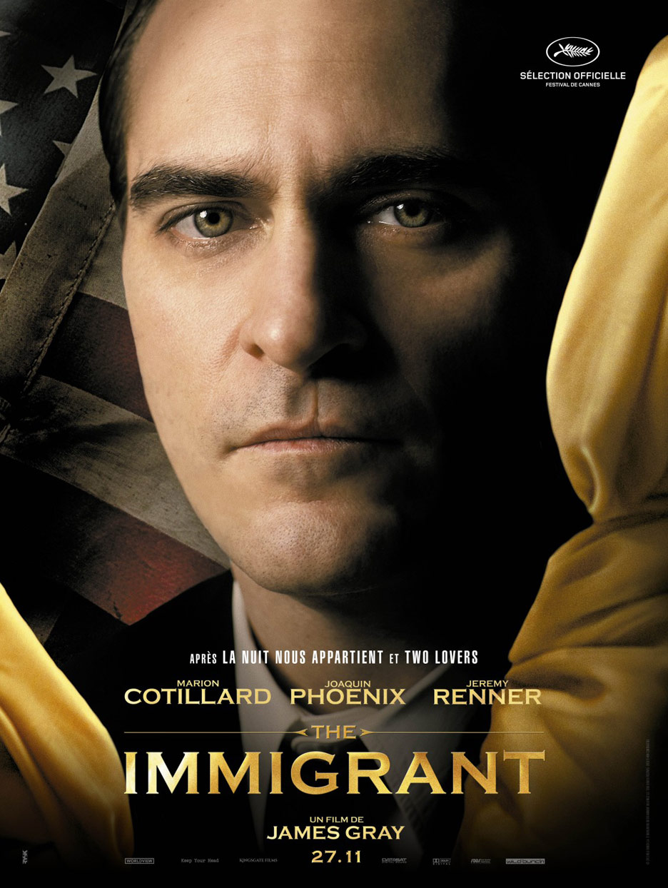 The Immigrant Poster #3