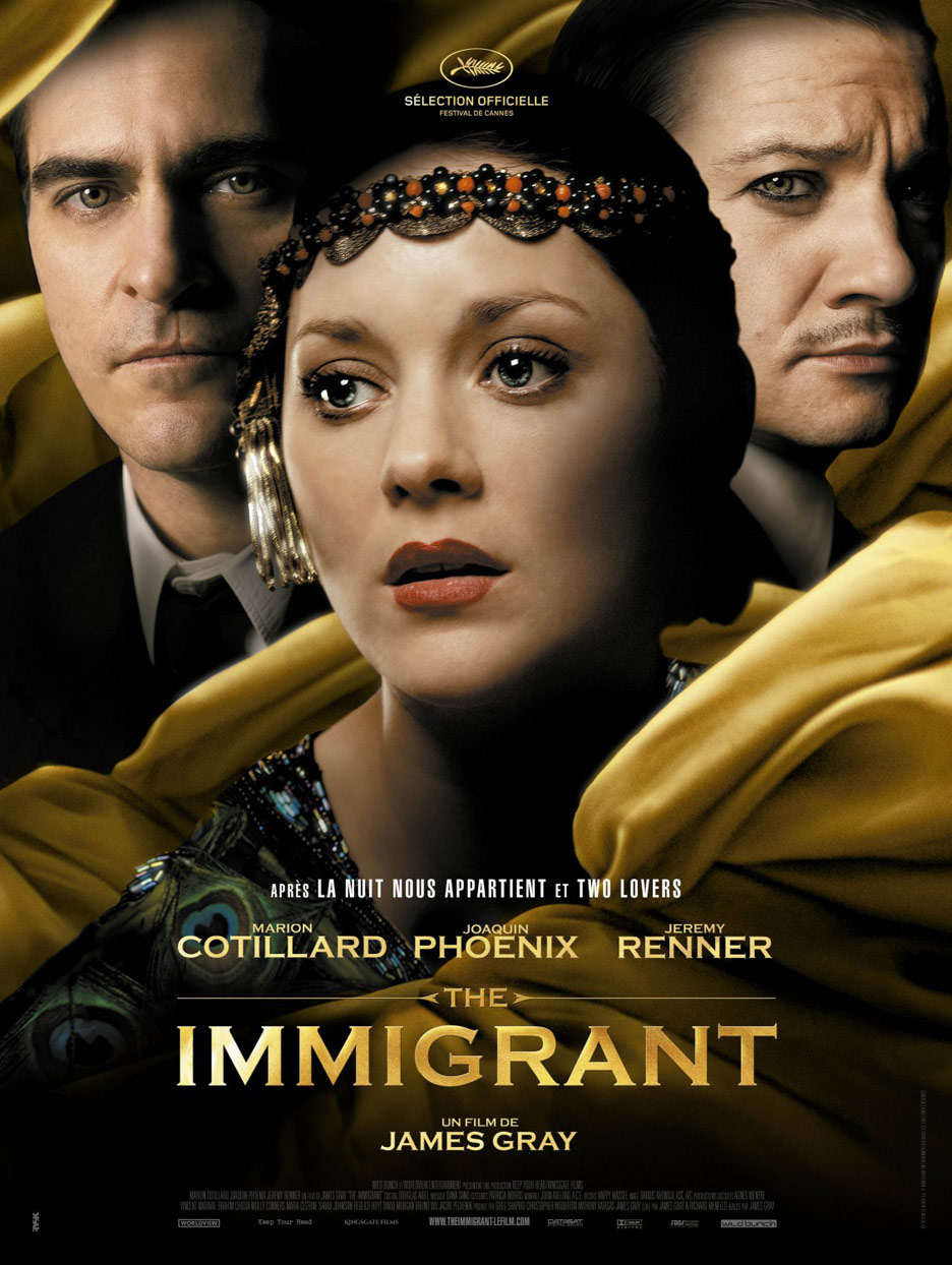 The Immigrant Poster #4
