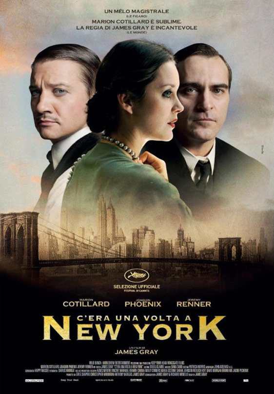 The Immigrant Poster #6